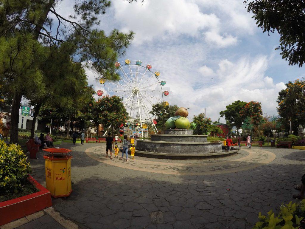 Alun - alun Kota Batu